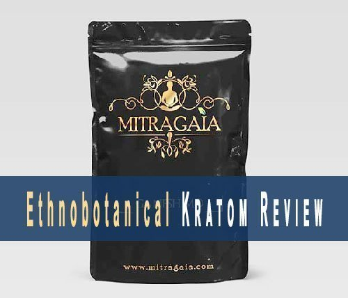 GAIA Ethnobotanical Kratom Review