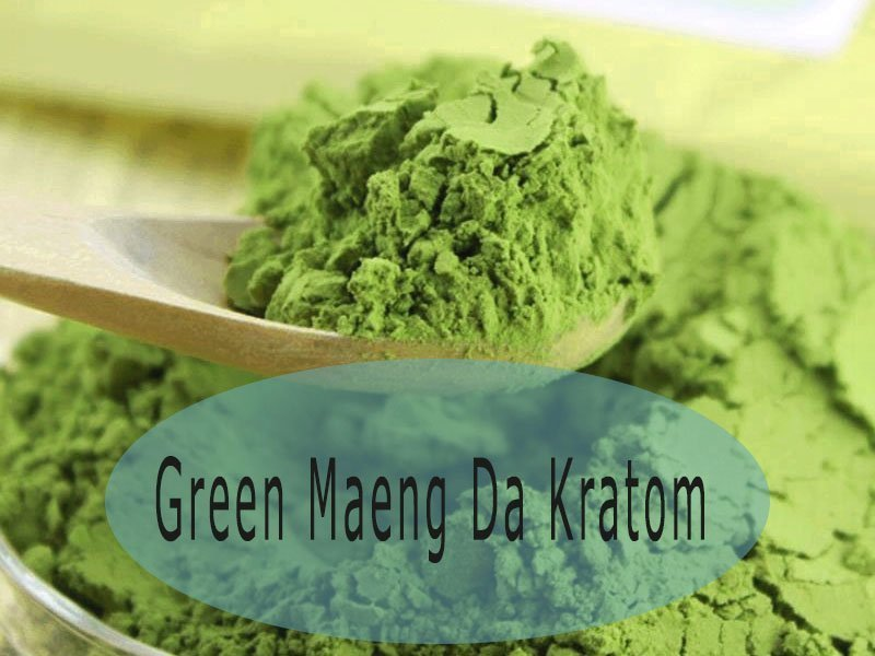 Green Maeng da Kratom – The Best Kratom for Pain