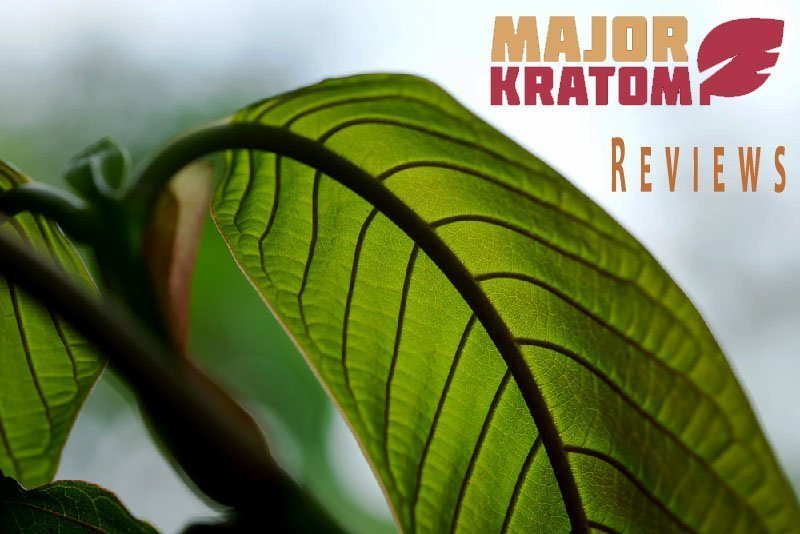 Major Kratom Reviews