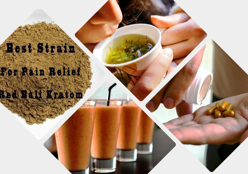 How to use Red Bali Kratom