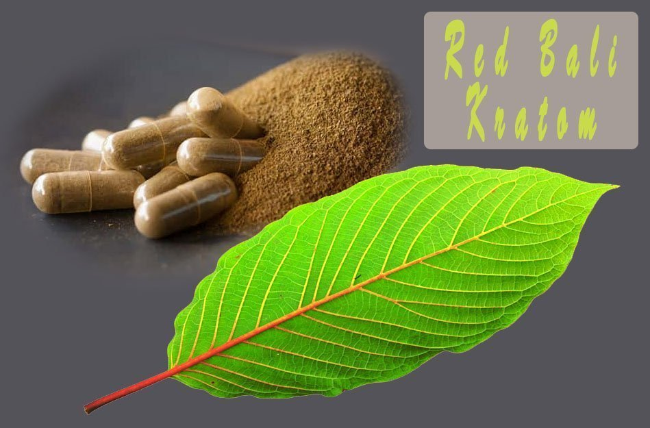 Red Bali Kratom Effects
