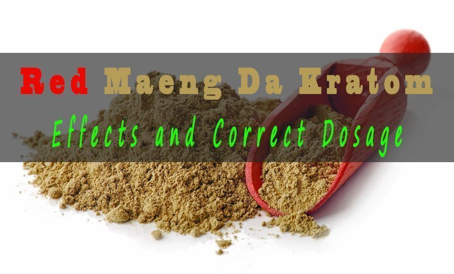 red maeng da Kratom effects