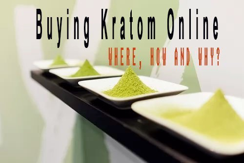 buying kratom online