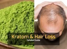 Kratom and Hair Loss with a Simple Guide and Remedies