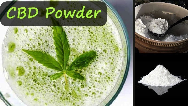 Water Soluble CBD Powder