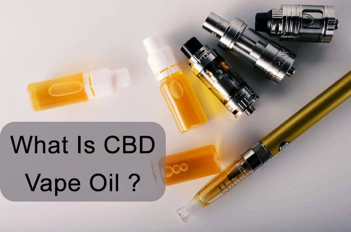 How to take Cbd Vape Oil