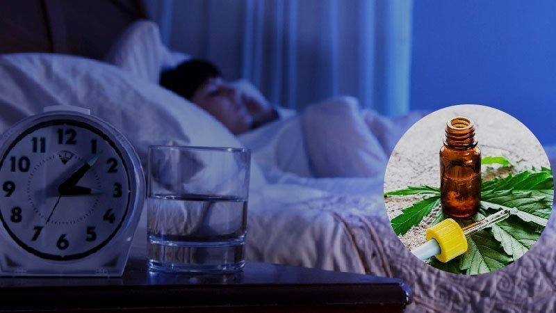Cbd for Sleep Insomnia