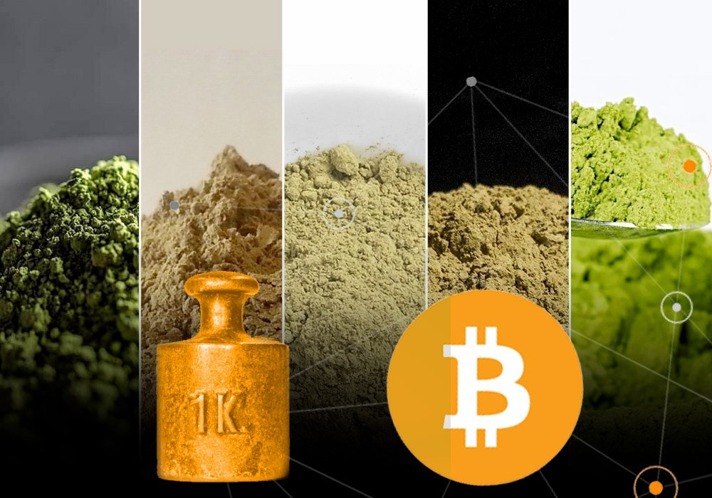 Buy Kilogram Kratom With Bitcoin